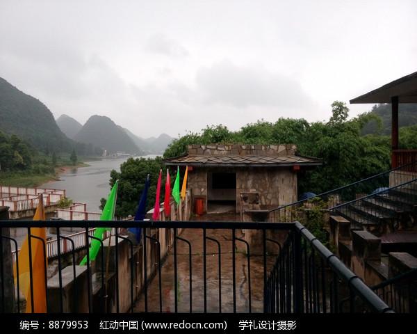 红枫湖景区风光图片