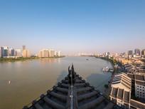 惠州东江两岸建筑风光