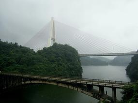 清镇红枫湖大桥