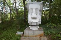 爱因斯坦雕塑