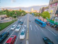 惠州东平的道路交通