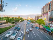 惠州东平的交通实况