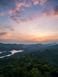 惠州晚霞美景