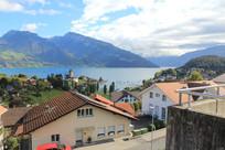瑞士施皮茨小镇