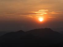 最后的夕阳