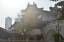 古典大楼建筑风景