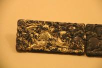 汉代伏虎浮雕石刻