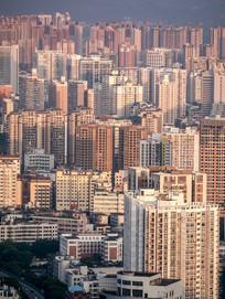 惠州城市建筑风光