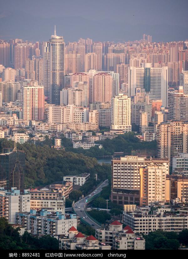 惠州市区城市景观图片