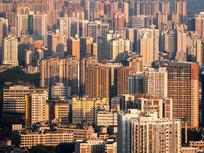 惠州市区的建筑