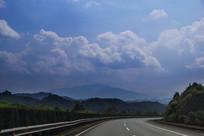 路远山风景