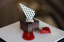巧克力抓福蛋糕