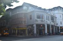 西关古建筑商铺房屋