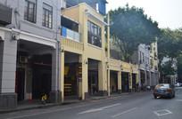 西关楼房商铺建筑