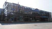 大楼商铺建筑图片