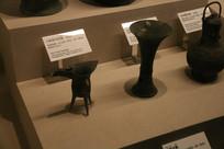 汉代各种青铜酒杯
