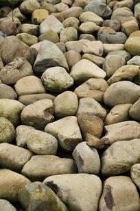 鹅卵石背景素材