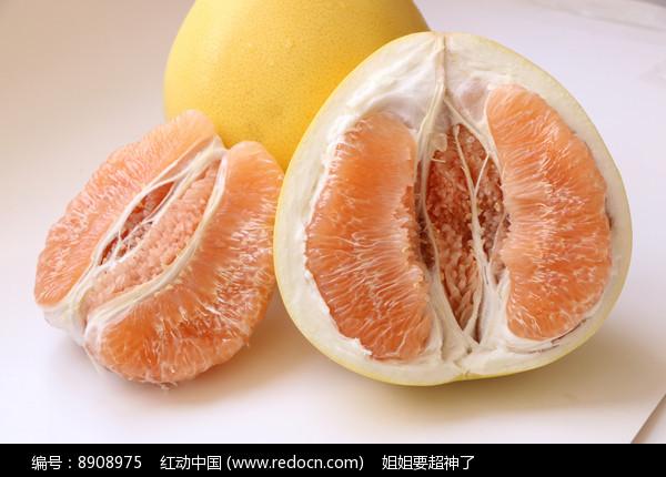 高清黄心柚子图片