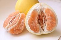 高清黄心柚子