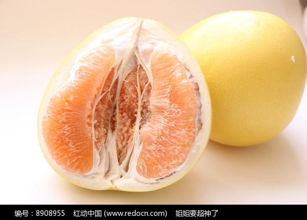 黄金蜜柚 图片