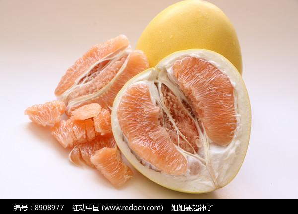 黄肉柚子图片