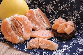 黄心柚棚拍