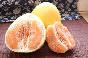 黄心柚子高清 JPG