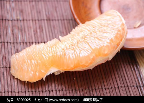 黄心柚子肉图片
