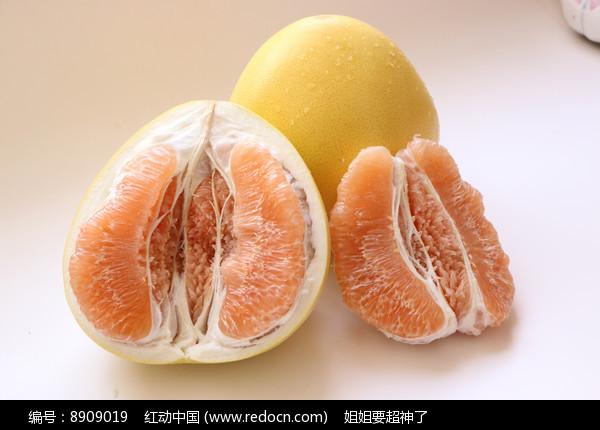 黄心柚子主图图片