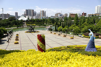 龙潭公园景观