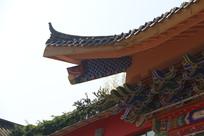 仿古建筑的飞檐