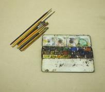 画笔调色盒