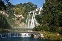 黄果树瀑布风景