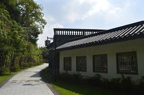岭南传统民居建筑风格