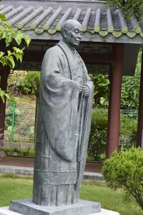 六祖慧能雕像