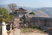 城墙与老街