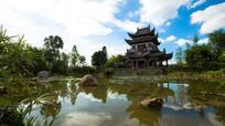 广西南宁五象湖公园