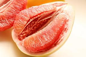 红心柚子高清图 JPG