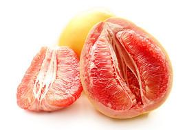 红心柚子主图