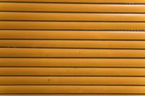 黄色百叶窗线条边框背景素材
