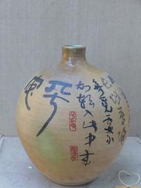 土陶罐子工艺品