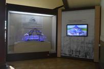 中山纪念堂主建筑模型展示