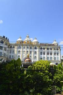 广州大伯爵酒店高清图