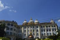 广州大伯爵酒店摄影图