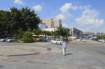 广州黄边北路口风景