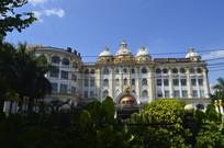皇式气派广州大伯爵酒店