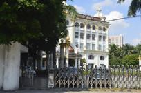 现代商务酒店广州大伯爵酒店