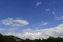 白云山云台花园风景