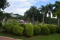 广州云台花园绿植绿化景观