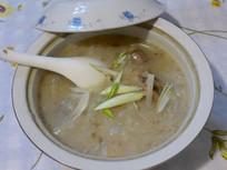 罗卜粉丝羊肉汤